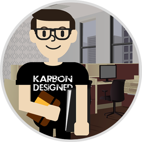 Stirling Web Design - Karbon Designed